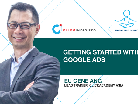 [Marketing Guru Video Series] Getting Started with Google Ads
