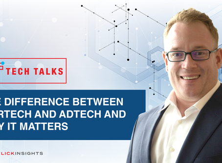 [Tech Talks] The difference between Martech and Adtech and why it matters