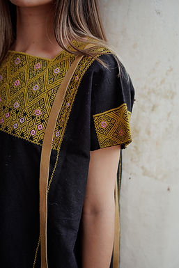 blusa de algodón