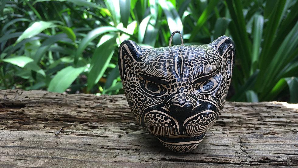 Mascara de jaguar