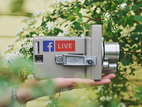 Livestream via openbaar kanaal