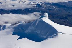 Summit of Snæfellsjökull Glacier