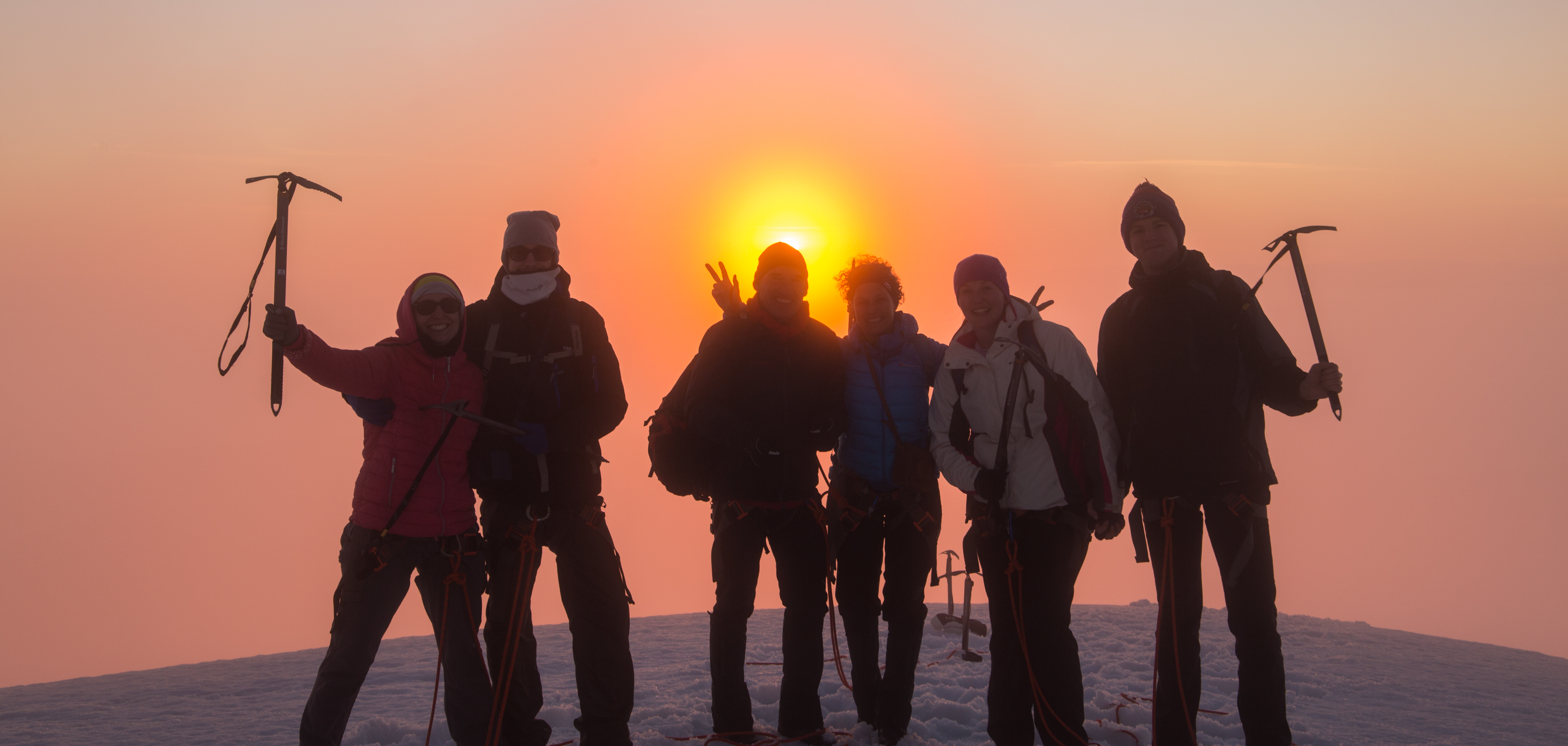 Midnight Sun Summit Snæfellsjökull