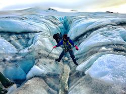 Snæfellsjökull glacier walk