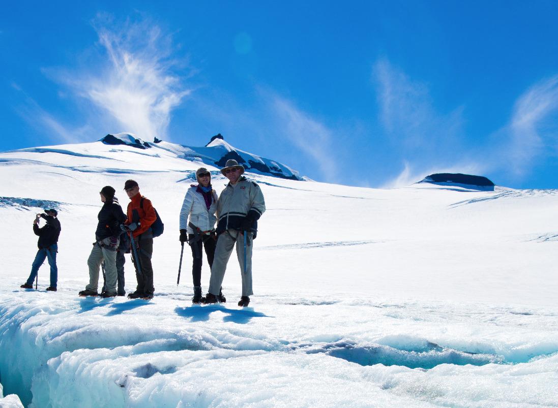 Snæfellsjökull Glacier