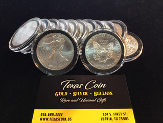 Gold and Silver the ultimate Safe Haven.