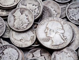 Buying pre-1964, dimes, quarters, halves, Morgan and Peace Dollars