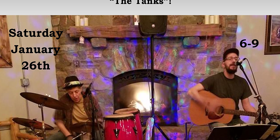 """My Cat Jack Live from """"The Tanks"""" at Peacemaker Brewing Company"""