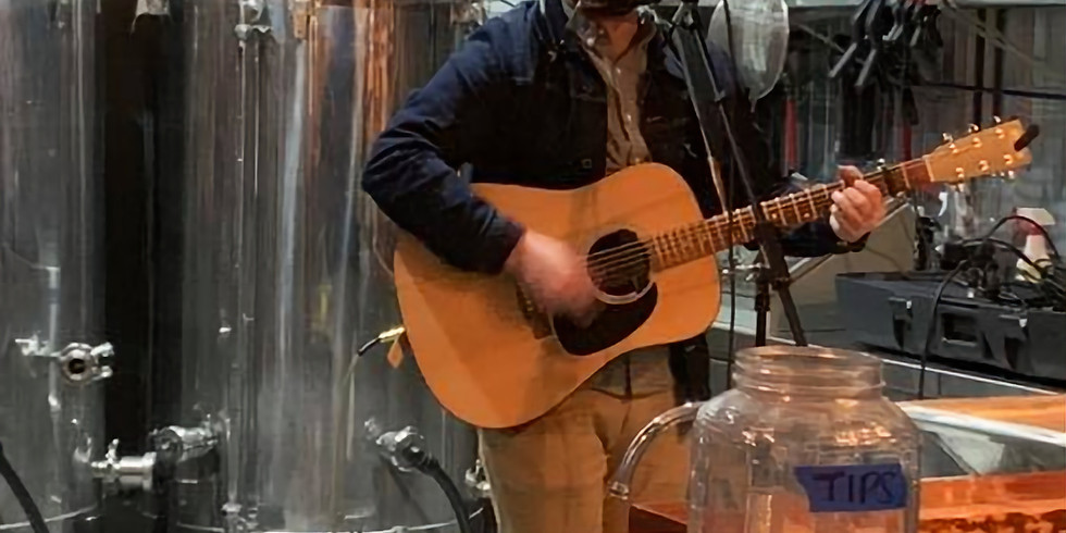 """Chris Bethmann's back at Peacemaker Brewing Company from """"The Tanks""""!"""
