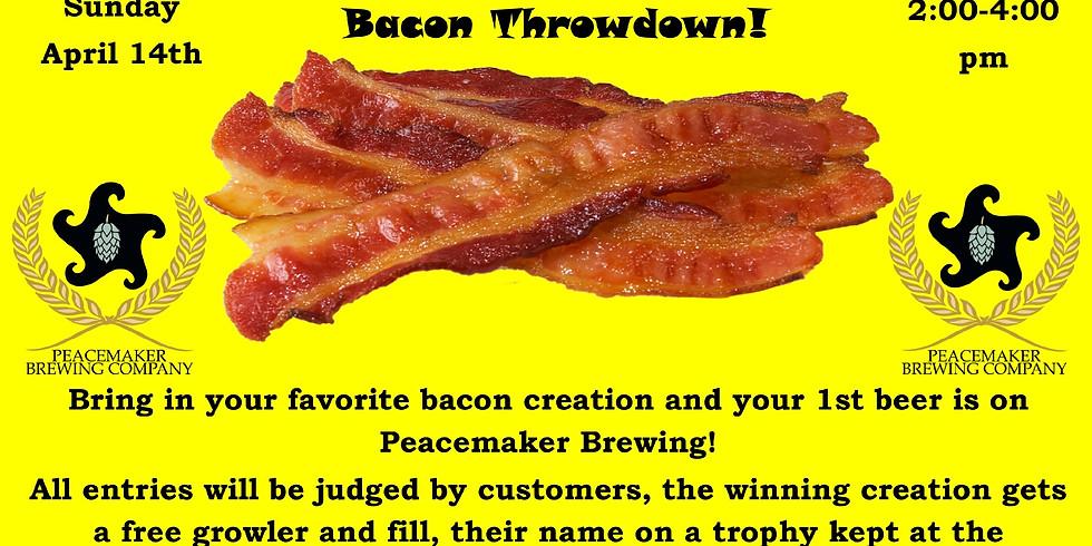 Bacon Throw Down