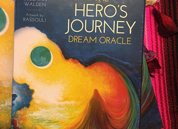 The Hero's Journey Dream Oracle Deck