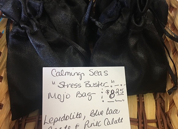 Calming Seas Mojo Bag