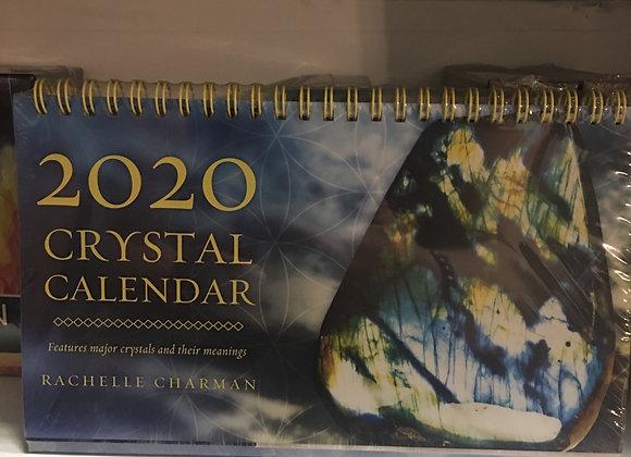 2020 Crystal Calendar