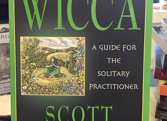 Wicca: A guide for the Solitary Practioner