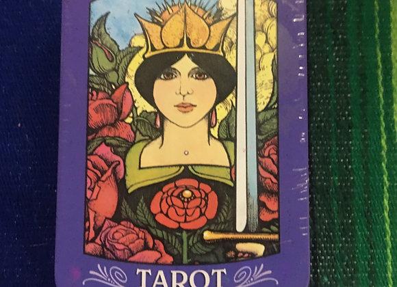 Morgan-Greer Tarot in Tin
