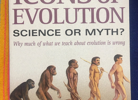 Icons of Evolution Science or Myth