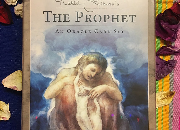 The Prophet Oracle Deck