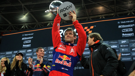 9-time World Rally Champion & Current Extreme E Front-Runner, Sébastien Loeb, joins for ROC 2022.