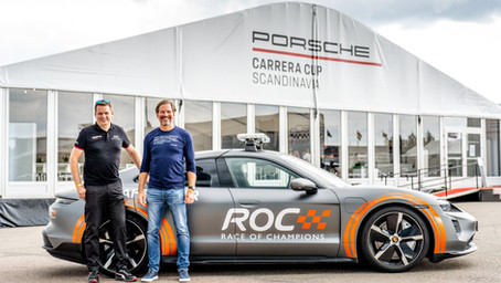 """Porsche Race Of Champions """"Snow + Ice"""" Challenge to be prelude to the 2022 ROC World Final."""