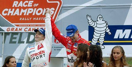 ROC Canary Islands 2003_Race Of Champion