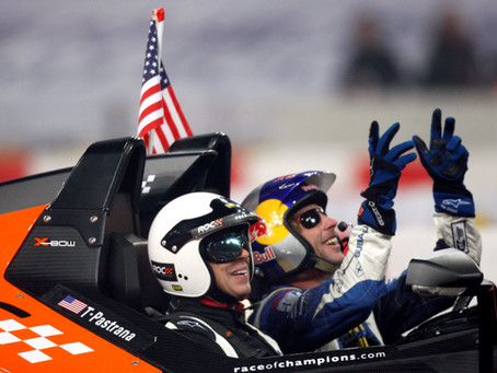 Extreme Sports legend Travis Pastrana confirmed for ROC's first World Final on Snow & Ice.