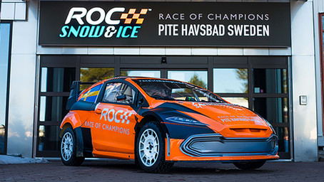 2022 Race Of Champions confirms first electric car and 100% fossil free biofuel equipment.