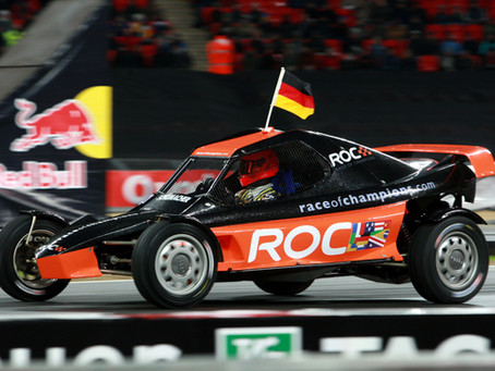 ROC car auctioned raising over £30,000 to fight Covid-19