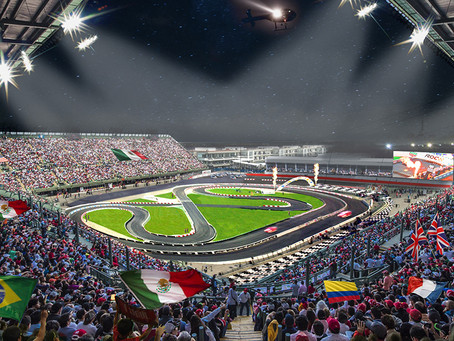 Race Of Champions heads to Mexico City's iconic Foro Sol.