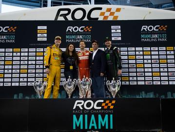 ROC Nations Cup winner Sebastian Vettel