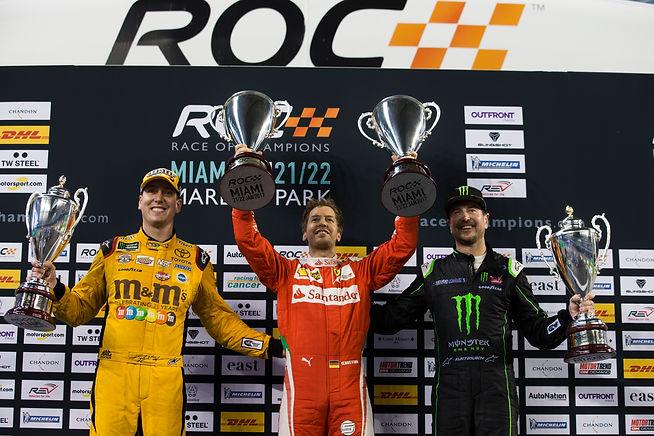 Team Germany Sebastian Vettel (GER) cele