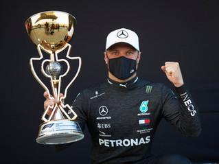 Finnish Formula 1 Star, ValtteriBottas, Joins Race Of Champions 2022.