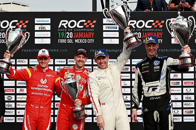 News_Schumacher Vettel Kristensen and Kr