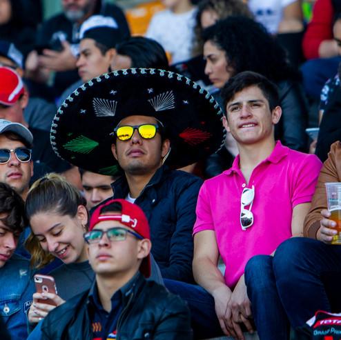 Fans ROC Mexico 2019