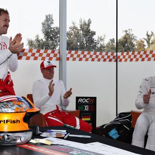Sebastian Vettel (GER), Mick Schumacher