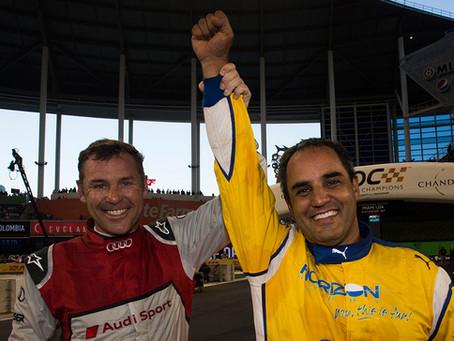Juan-Pablo Montoya crowned Champion of Champions.