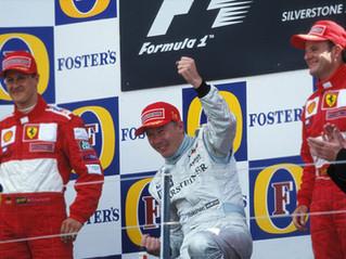 2-time Formula 1 World Champion, Mika Hakkinen, Joins Race Of Champions 2022.
