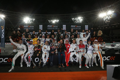Full line-up of drivers and celebrities_