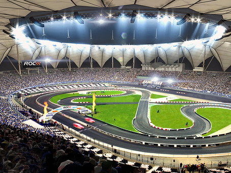 Riyadh becomes first Middle East city to host Race Of Champions.