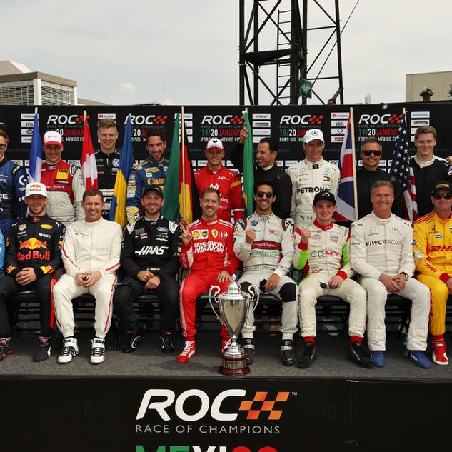 ROC Mexico 2019_Drivers Family photo