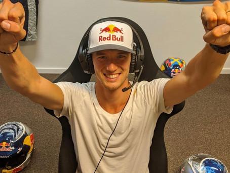 World Rallycross Champion Timmy Hansen wins first ever Virtual Race Of Champions.