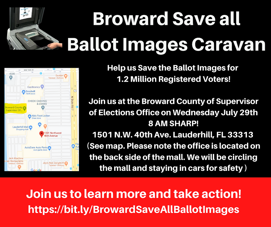 broward Save the Ballot Images for Over