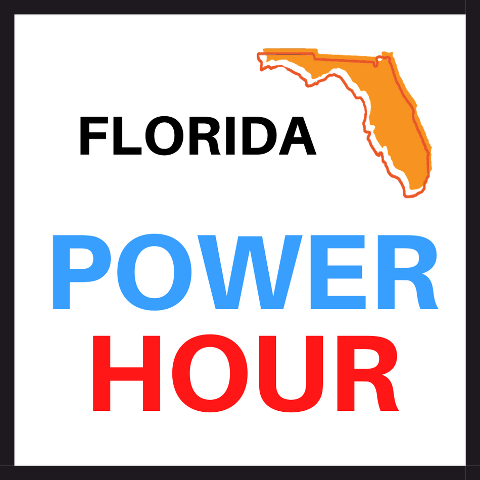 Florida Let's Move Forward Fixing Our Broken Democracy (Power Hour)