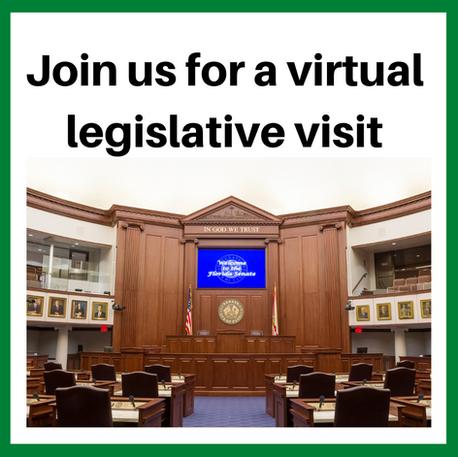 Join us for a virtual legislative visit