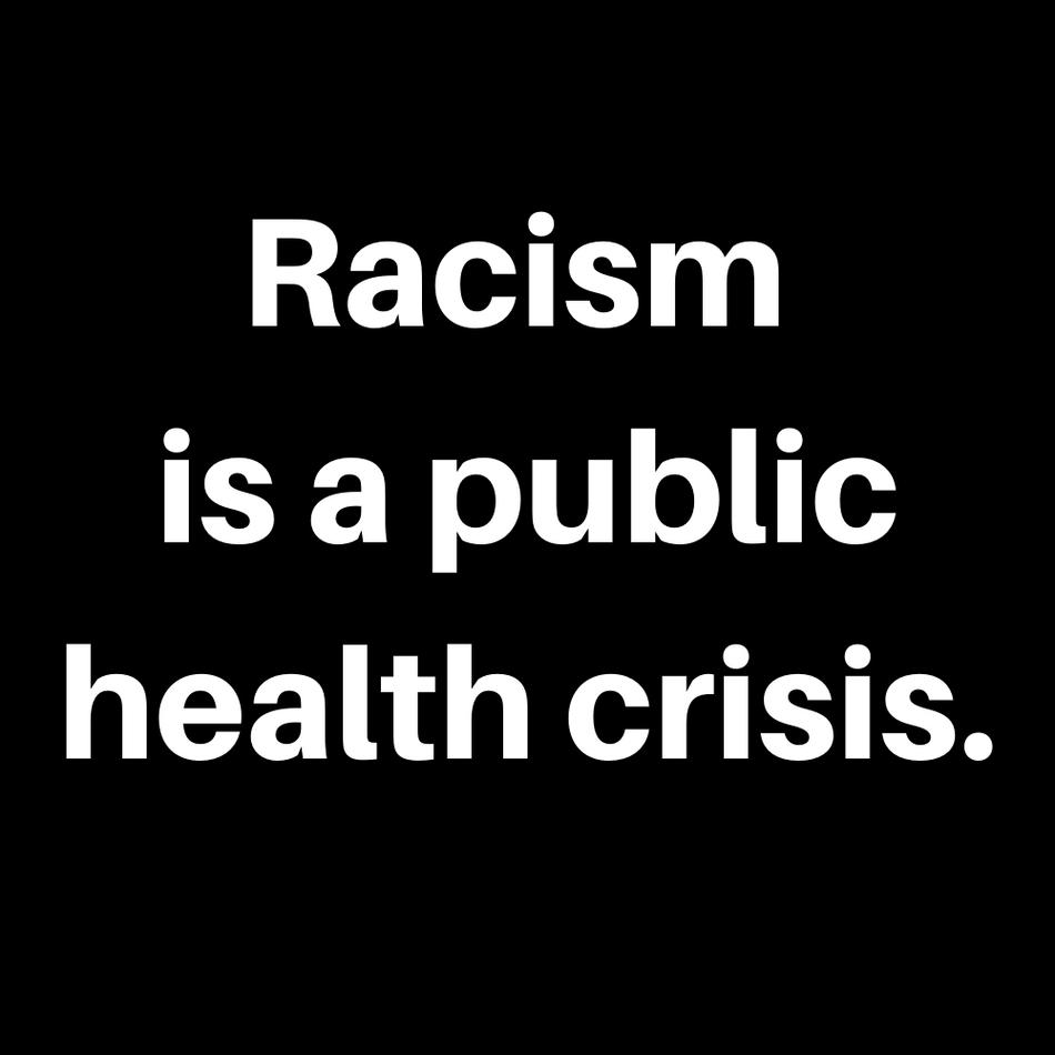 Petition to declare racism a public health crisis.
