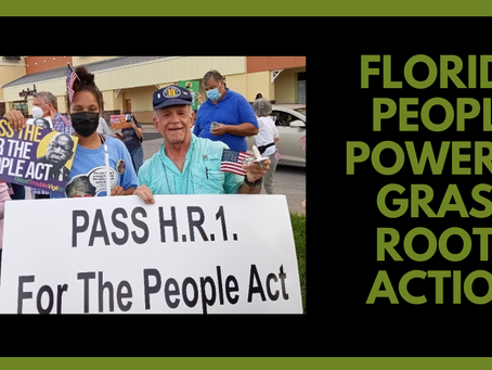 💙 Florida Voices for Progress / Broward for Progress Newsletter:  October 2021💙