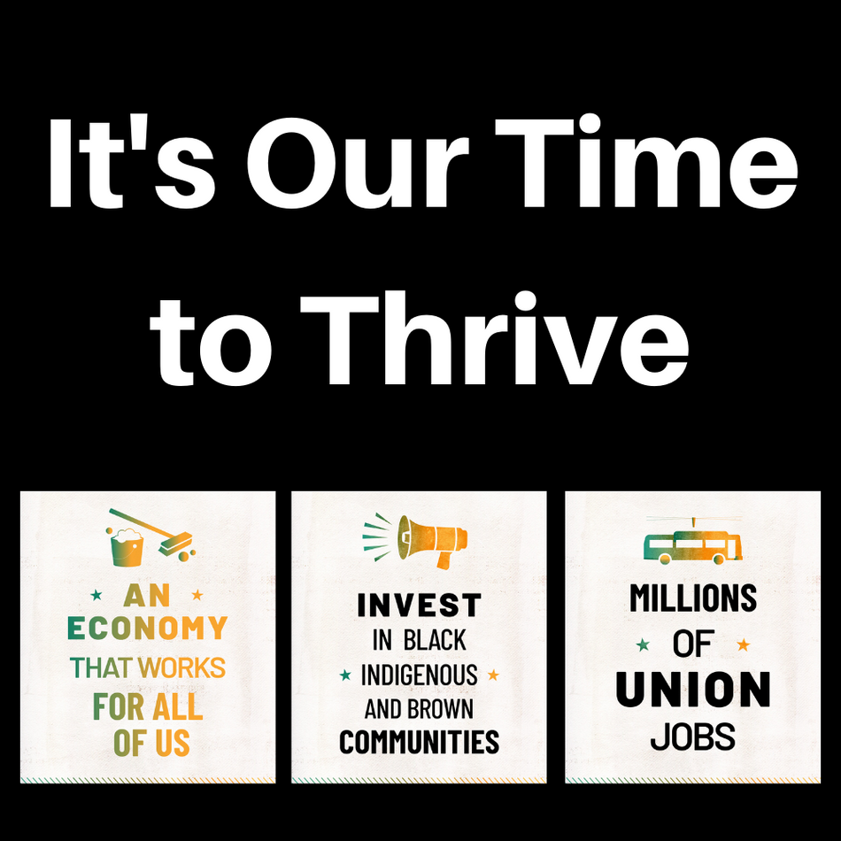 It's Our Time to Thrive