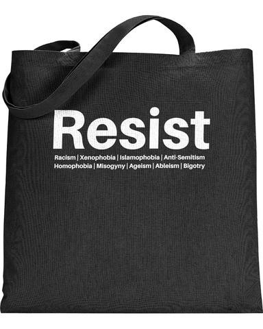 Get your resistance on with these resist