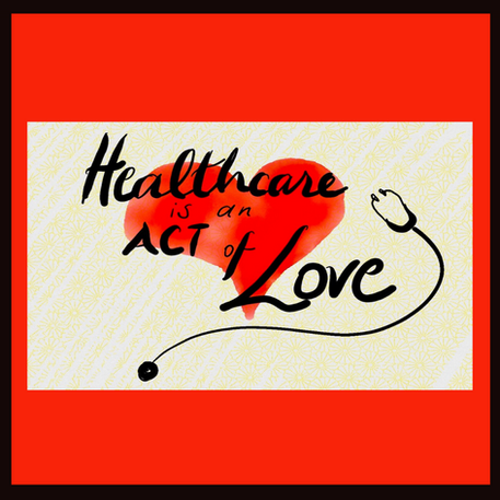 Send a Healthcare is an Act of Love Letter