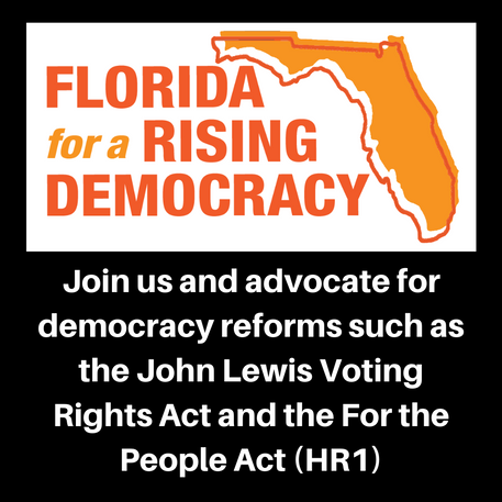 Join us to advocate for democracy reforms