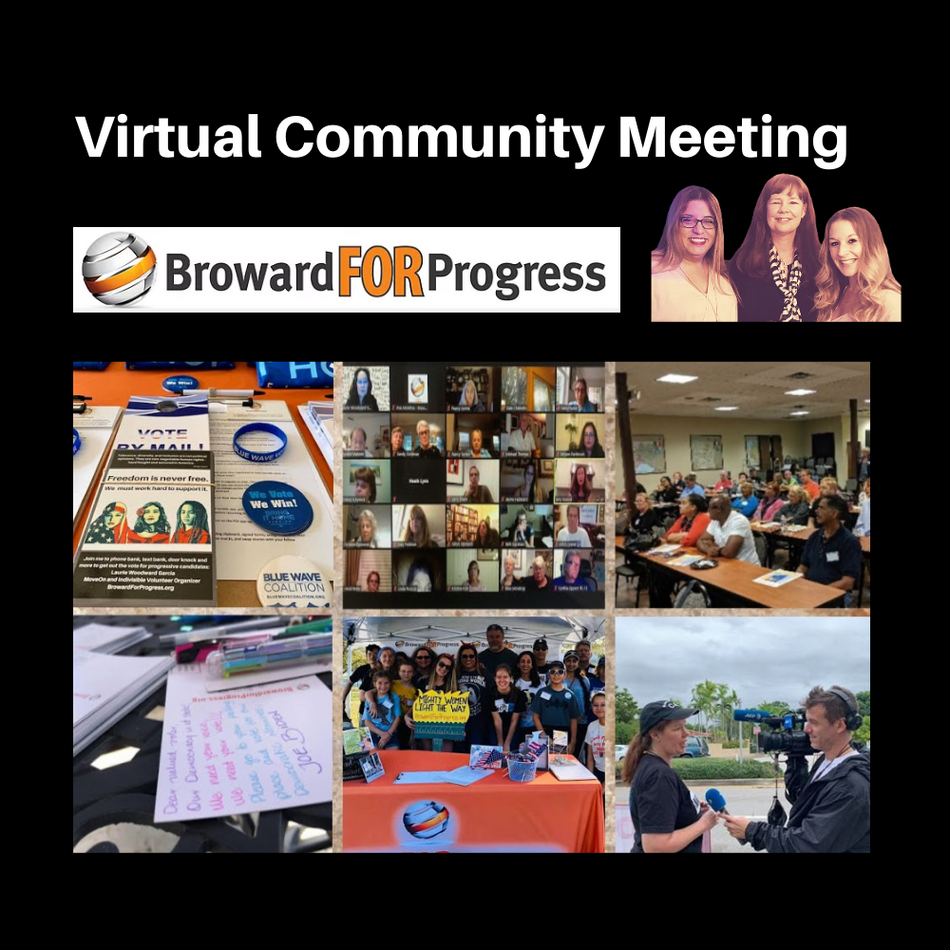 Join our monthly meeting